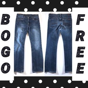 7 For all Mankind Bootcut Jeans (28)
